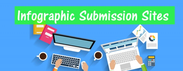 infographic submission sites 2018