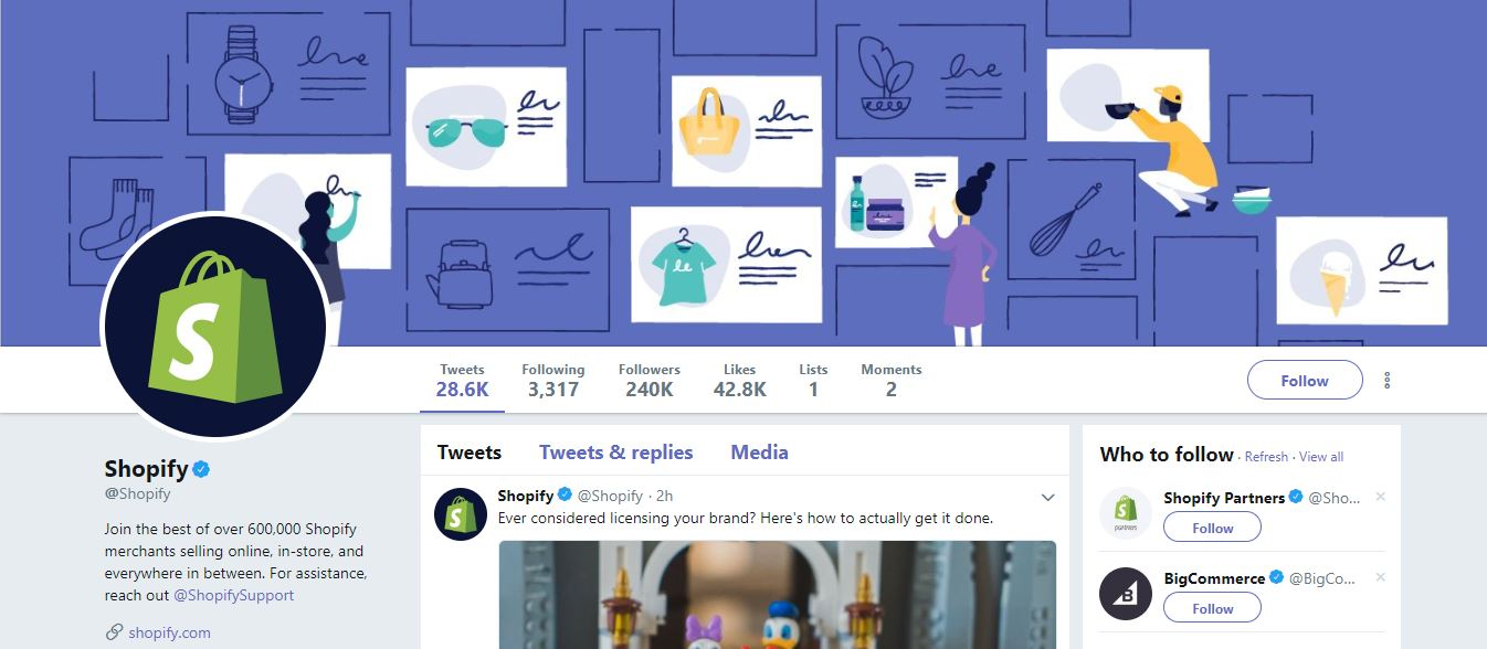 How to Establish Cross-Channel Brand Consistency twitter