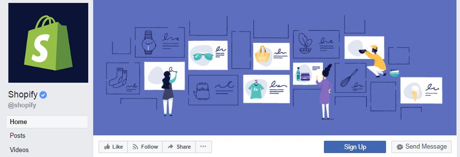 How to Establish Cross-Channel Brand Consistency facebook